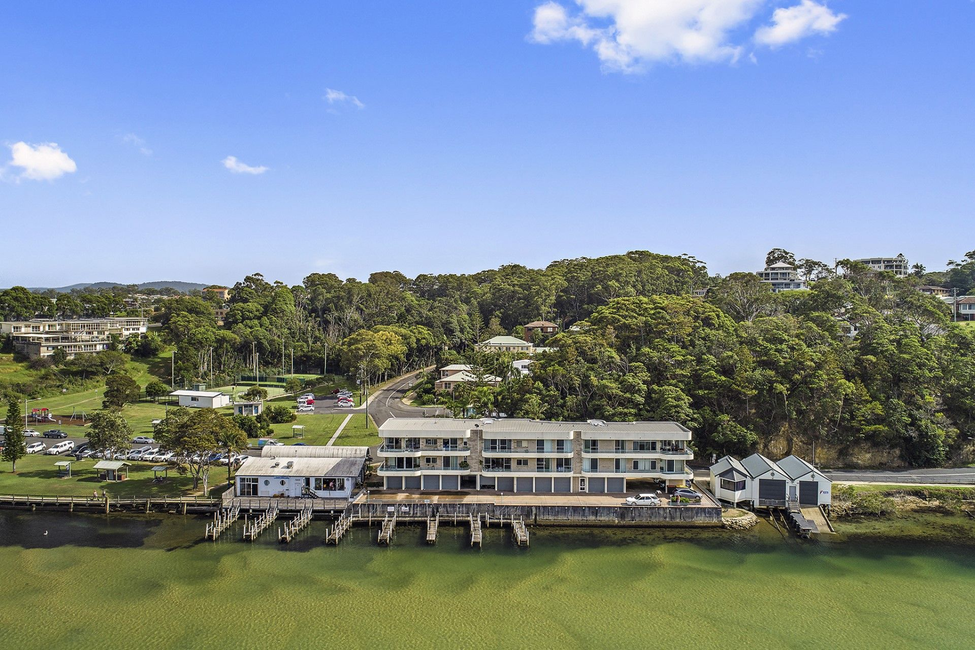 Nambucca Heads Real Estate: The Quayside