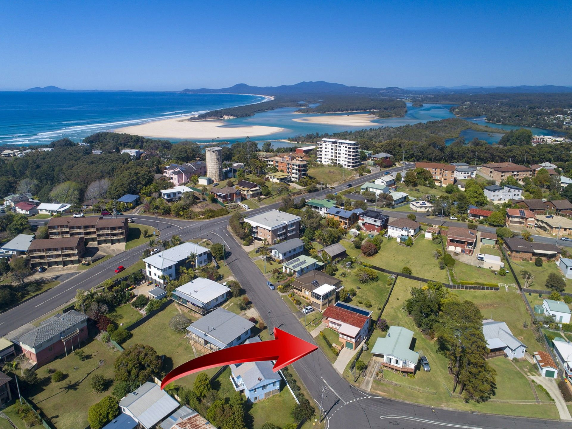 Nambucca Heads Real Estate: Family Home on East Side of Town